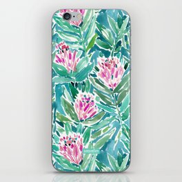 PROTEA PARADISE iPhone Skin