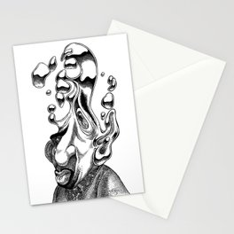 Lavalamp Lorenzo Stationery Cards