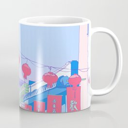China Town Coffee Mug