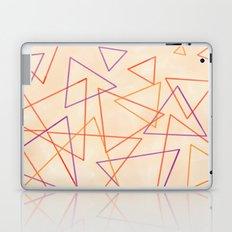 Warm Triangles Laptop & iPad Skin