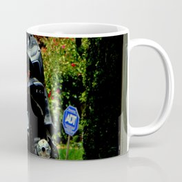 Keep Off The Grass - Or Else Coffee Mug