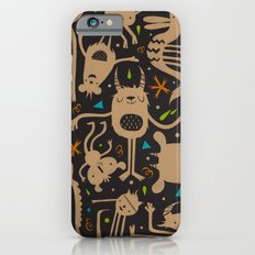 Topsy Turvy - Dark Slim Case iPhone 6s