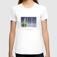 parks T-shirts featuring National Parks: Saguaro by Roadtrippers