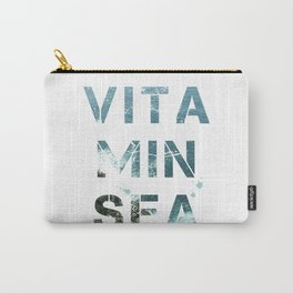 Vitamin Sea II Carry-All Pouch