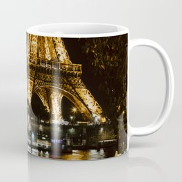 Eiffel Tower at Night 5 Coffee Mug