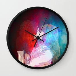 Hollstein Universe Wall Clock