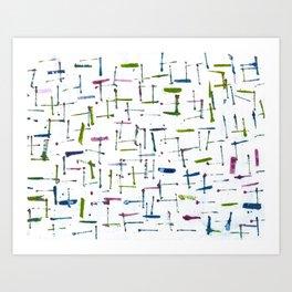 lodot Art Print