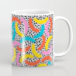 I Love Memphis Patterns Coffee Mug