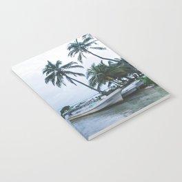 Island Retreat Notebook