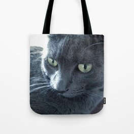 Purrr-fect Tote Bag