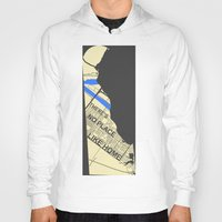 chad wys Hoodies featuring There's No Place Like Home [Chad] by Ebenezer Hedgehog