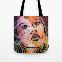 Dazzled Tote Bag