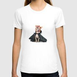 Chihuahua Luchador T-shirt