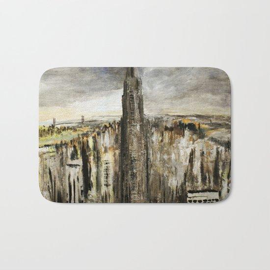 New York Empire State Building Bath Mat