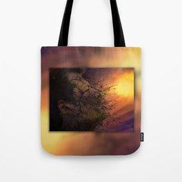 Leviathan Sunset Tote Bag