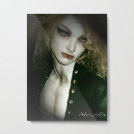 Lestat the Vampire Metal Print