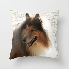 Colli Throw Pillow