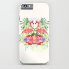Exotic Flamingo Slim Case iPhone 6