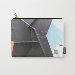 Peggy Guggenheim court yard Carry-All Pouch