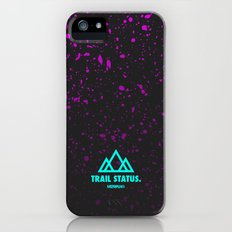 Trail Status / Grey Slim Case iPhone (5, 5s)
