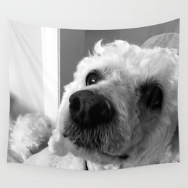 YOU TALKIN' TO ME? Wall Tapestry