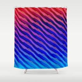 Freak Flag Shower Curtain
