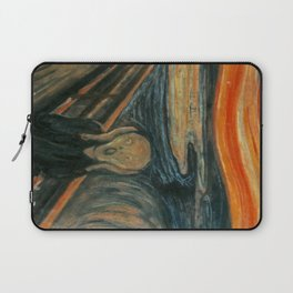The Scream - Edvard Munch Laptop Sleeve