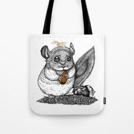a little chinchilla Tote Bag