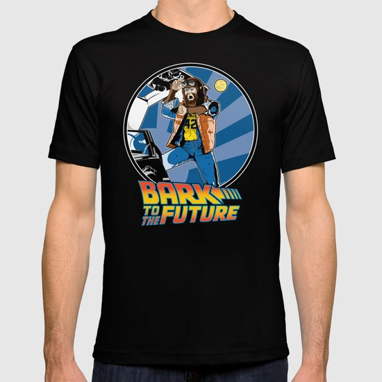 Bark to the Future T-shirt