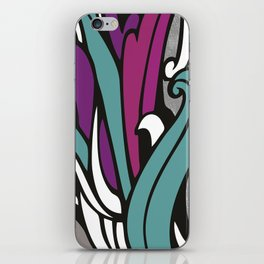 floral patterns iPhone Skin