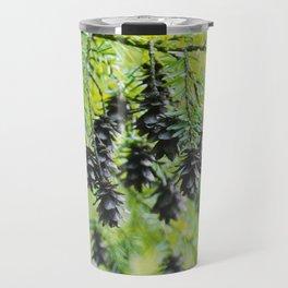 Snoqualmie Cones Travel Mug
