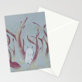 I Want To Go Home Stationery Cards