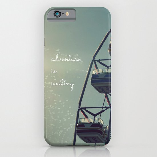 Adventure is Waiting iPhone & iPod Case