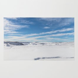 Yellowstone National Park - Trout Creek Rug