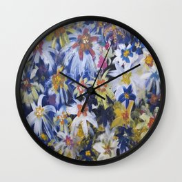 Southern Bells Wall Clock