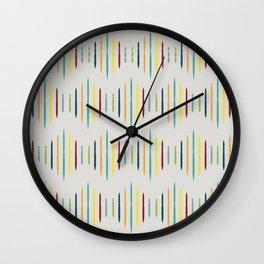 Nordic Pattern VIII Wall Clock