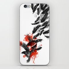 Another Long Fall iPhone & iPod Skin