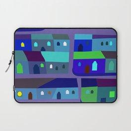 Tepito de Azul Laptop Sleeve