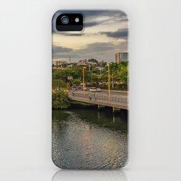 Estero Salado River Guayaquil Ecuador iPhone Case