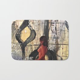 Abstract Experimentation V 3.0 Bath Mat