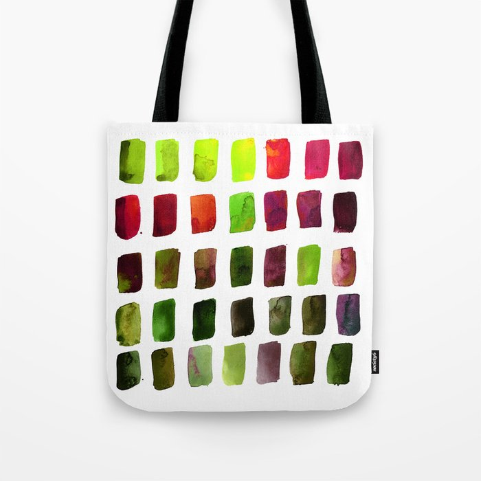 Brushstrokes 1za by Kathy Morton Stanion Tote Bag