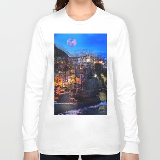 Dream Holidays Long Sleeve T-shirt