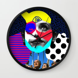 Julis Launch Wall Clock