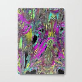 Mimetic Metal Print
