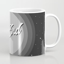 The End Coffee Mug