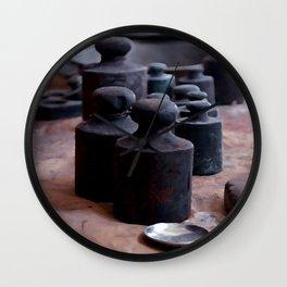 drachma Wall Clock