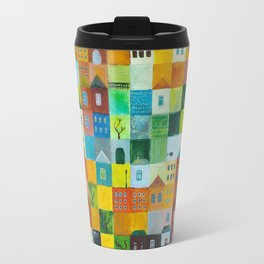 Motley city Travel Mug