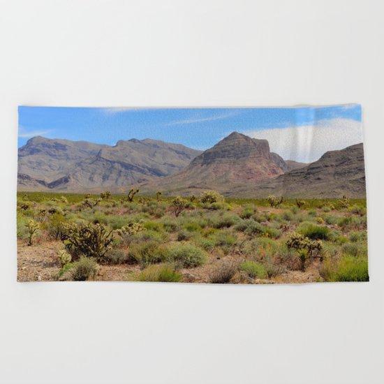 Painted Desert - II Beach Towel