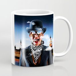 London Woman Coffee Mug