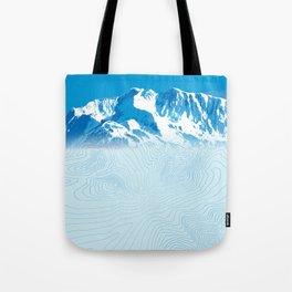 Mt. Alyeska Alaska Tote Bag